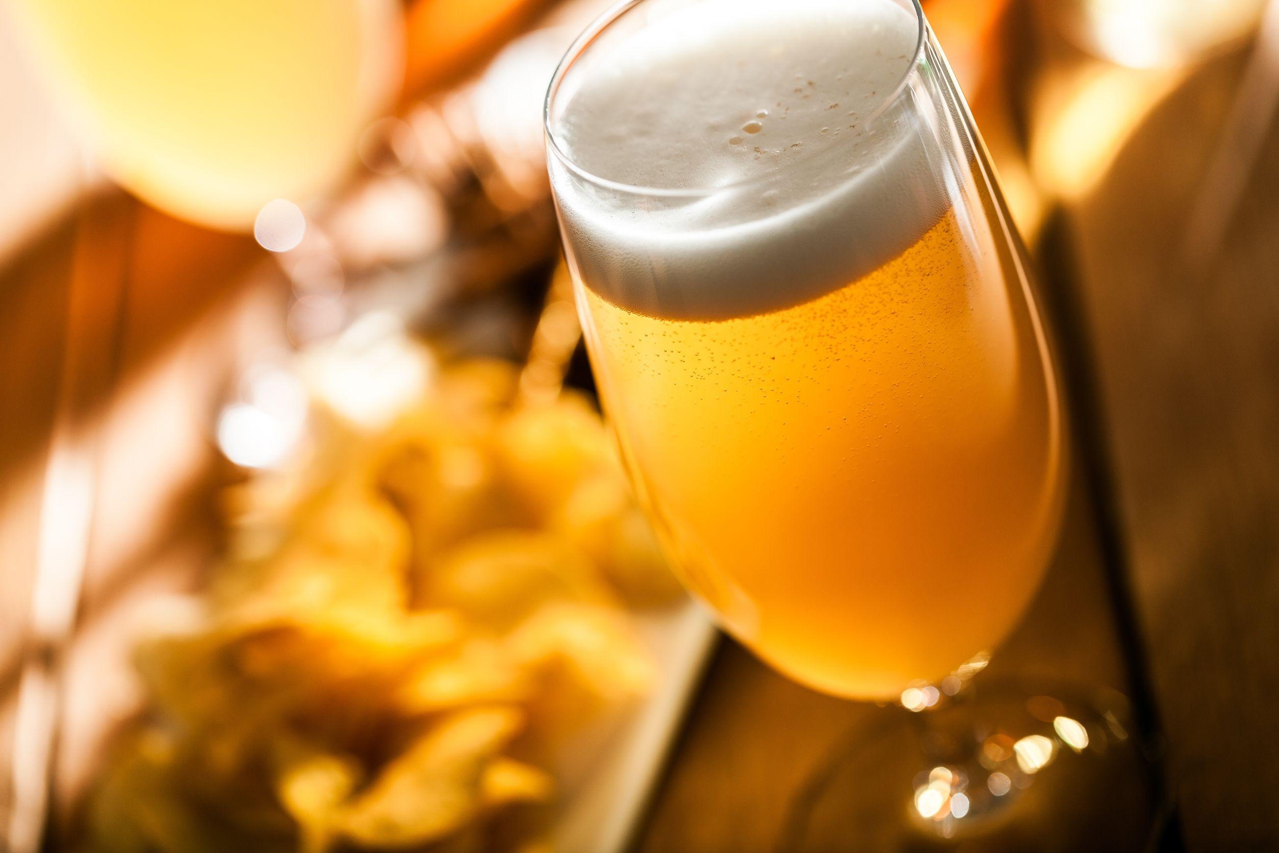 Bier – probieren wir es eine Weile